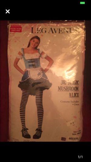 Leg Avenue Jr Magic Mushroom Alice in Wonderland for Sale in Milnesville, PA