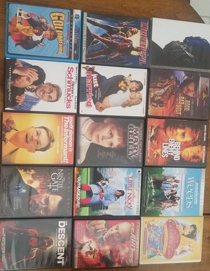 15 movies for $10.00 for Sale in Oceanside, CA