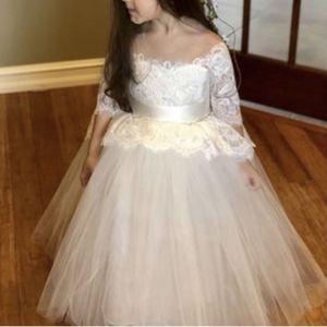 Flower Girl Dress for Sale in Hollywood, FL