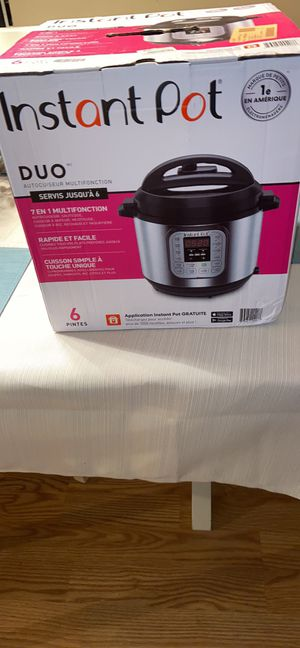 Instant pot for Sale in Edgemere, MD