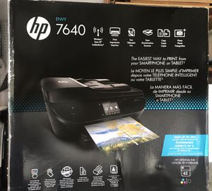 Brand new sealed HP envy 7640 for Sale in Orlando, FL