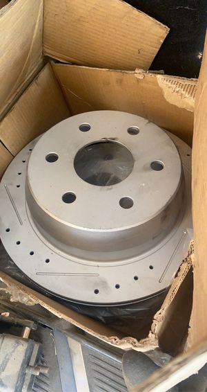 99-06 chevy gmc rear rotors for Sale in Perris, CA