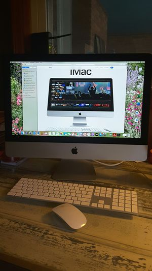 """21.5"""" iMac newest model. Pick up only for Sale in Orangeburg, NY"""