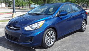 2017 Hyundai accent. for Sale in Houston, TX