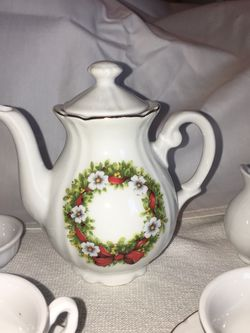 4 Place Setting Miniature Tea Service for Sale in Irving,  TX