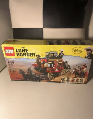 Lego Lone Ranger Set for Sale in Palm Springs, CA