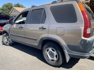 2003 Honda crv for Sale in Riverbank, CA