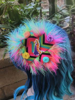 Rapunzel Fascinator Clip for Sale, used for sale  San Diego, CA
