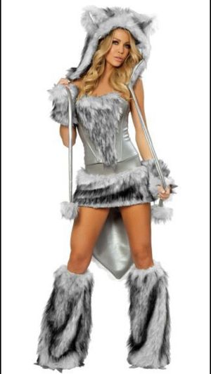 Halloween Costume- Wolf size large for Sale in Houston, TX