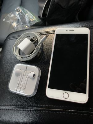 6s plus 128 g for Sale in South San Francisco, CA