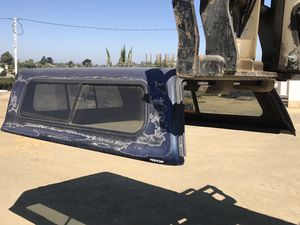 Free camper shell for Sale in Vista, CA