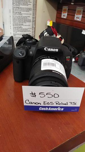 Canon EOS Rebel Tsi for Sale in Chicago, IL