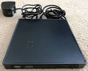 HP External Read-Write DVD for Laptops for Sale in Chatsworth, CA
