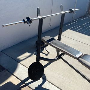 Benchpress for Sale in Tracy, CA
