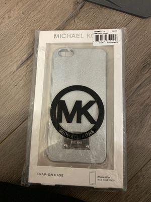 iPhone 6 Plus Michael Kors Authentic phone case for Sale in Oak Lawn, IL