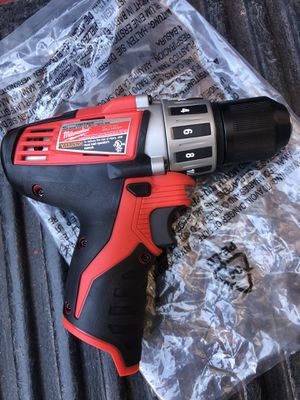 M12 12-Volt Lithium-Ion Cordless 3/8 in. Drill/Driver (Tool-Only) for Sale in National City, CA