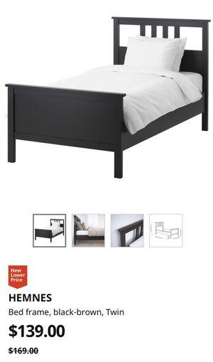 Ikea Hemnes Twin Bed for Sale in Tukwila, WA