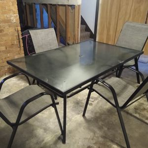 Table And Chairs for Sale in Minot, ND