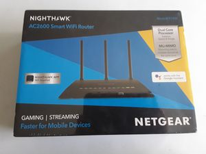 Brand new factory sealed netgear gaming router for Sale in Lemon Grove, CA