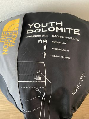 The North Face Youth sleeping bag for Sale in Chicago, IL