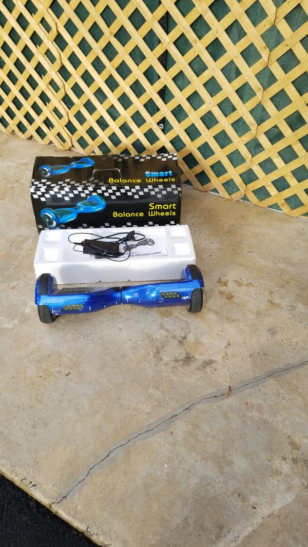 hoverboard lightly used for $140