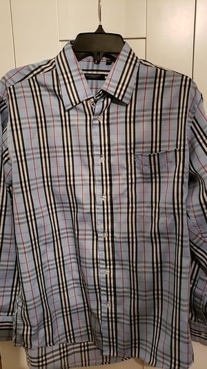 Burberry shirt, like new for Sale in Portland, OR