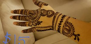Henna designs for Sale in San Mateo, CA