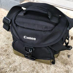 CANON Pro DSLR Camera & Gadget Shoulder Bag for Sale in Nashville, TN