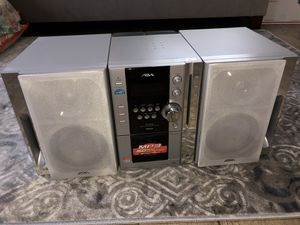 Aiwa stereo for Sale in Los Angeles, CA
