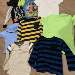 Boys Clothing Bundle Size 4-7 for Sale in Simpsonville, SC
