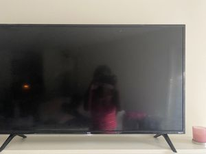 40 inch tcl tv for Sale in Nashville, TN