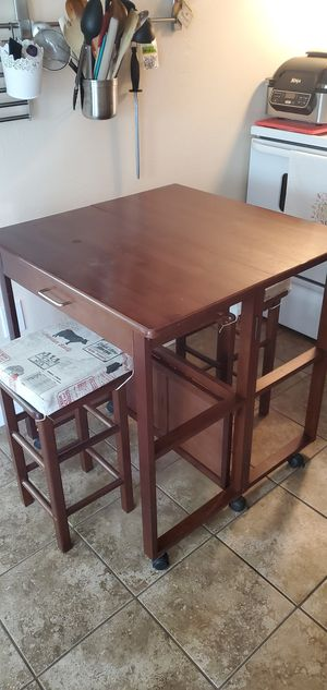 Kitchen bar table set for Sale in San Jose, CA