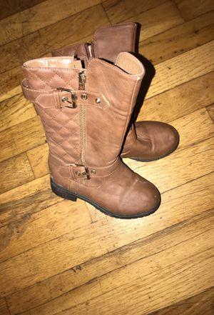 Girl boots for Sale in Flint, MI