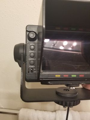 "Sony DFX-C50WA 5"" LCD Color Viewfinder for HXC-D70 SD / HD System Camera for Sale in Dallas, TX"