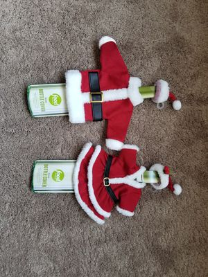 Wine Bottle covers ****holiday for Sale in Severn, MD