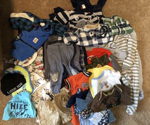 Boy 6-9 mos clothing lot for Sale in Alexandria, VA