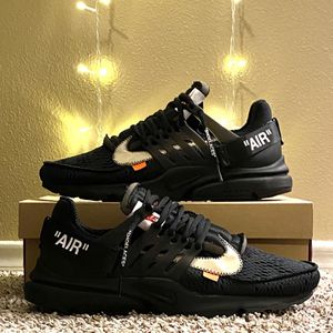 """Off-White x Nike Air Presto """"Black"""" Size 11 DEADSTOCK, Style Code AA3830002 for Sale in Norman, OK"""