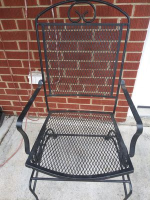 Patio furniture for Sale in Suitland, MD