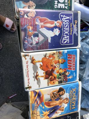 Classic Disney VCR's for Sale in Fort Lauderdale, FL