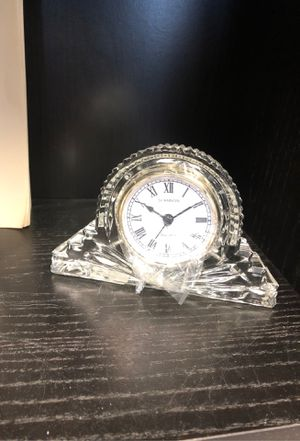 Antique Glass Clock for Sale in Los Angeles, CA