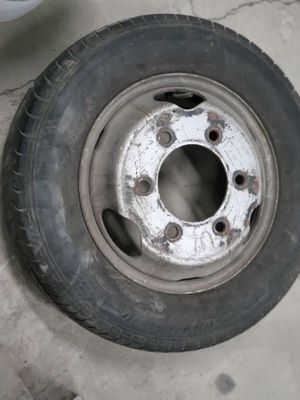 Toyota Dually Wheels (2Only) for Sale in Los Angeles, CA
