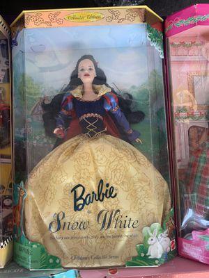 Snow White Barbie for Sale in Lodi, CA