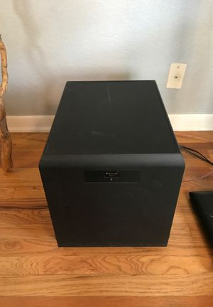 Klipsch SW-350 subwoofer for Sale in Denver, CO