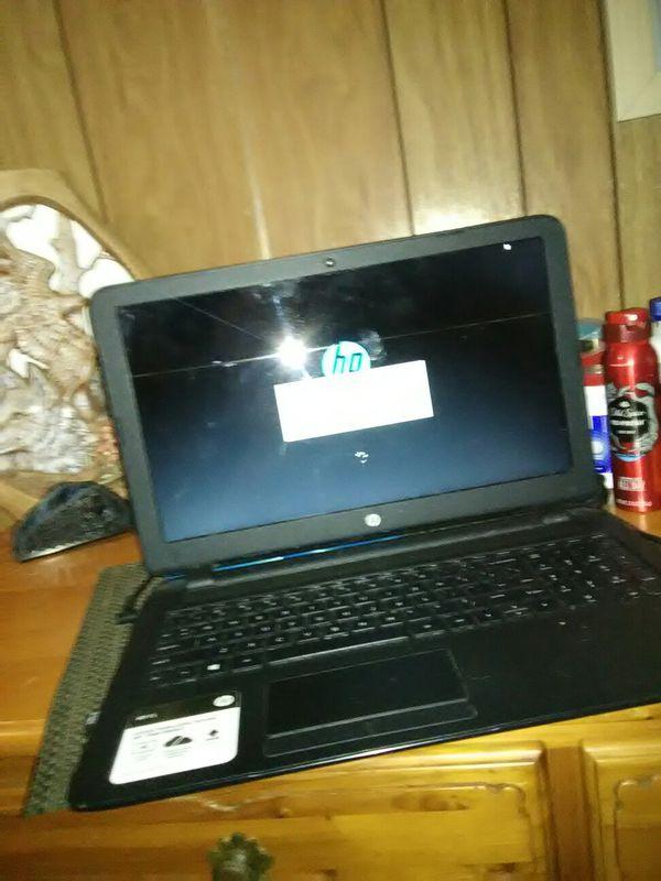 Hp notebook laptop computer needs windows 8.1 reinstalled trade only