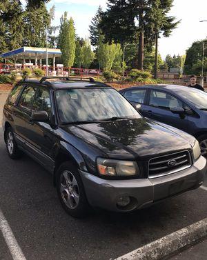 2003 Subaru Forester XS for Sale in Redmond, WA