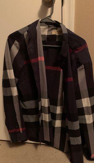 Burberry XXL shirt Dress Shirt for Sale in Orlando, FL
