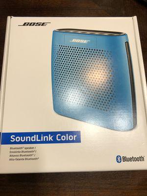 Factory sealed bose speaker for Sale in Riverside, CA