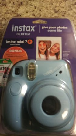 Instax Fujifilm mini 7 for Sale in Denver,  CO