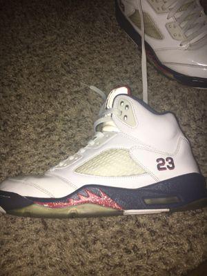 Jordan 5 Independence Day Size 9 for Sale in Phoenix, AZ
