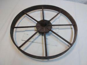 Antique Metal Wheel for Sale in Alexandria, VA